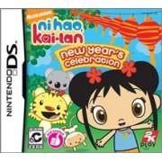 Nikelodeon Ni Hao Kai-Lan New Year's Celebration Nintendo Ds