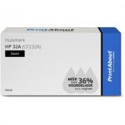 PrintAbout Huismerk HP 32A (CF232A) Drum Zwart