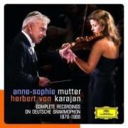 Anne-Sophie Mutter - Complete Rec. On Dg (0028947775720) (5 CD)