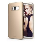 Husa Protectie Spate Ringke Slim Royal Gold pentru Samsung Galaxy S8 Plus