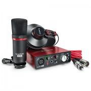Focusrite Scarlett Solo Studio Pack 2nd Gen Interface de audio