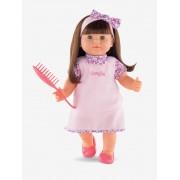 COROLLE Boneca grande Alice, Corolle rosa medio liso com motivo