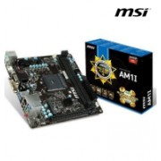 MSI AM1I AMD Chipset Multi-Functional Motherboard