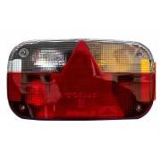 Feu arrière droit LED de remorque voiture Aspöck Multipoint III 8 broches