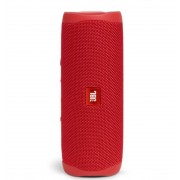 SPEAKER, JBL Flip 5, portable, Bluetooth, waterproof, Red (JBLFLIP5RED)
