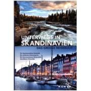Fotoboek - Reisgids Unterwegs in Skandinavien | Kunth Verlag
