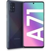 Samsung Galaxy A71, 128GB Phone only, Prisma Crush Negro