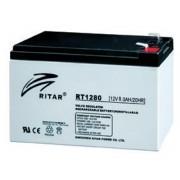 RT1290D 12V 9Ah Zárt ólomzselés akkumulátor (RITAR) ciklikus