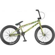 "Mafia Freestyle BMX Cykel Mafia Madmain 20"" (Camo)"