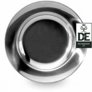 Lifeventure Stainless Steel Camping Plate