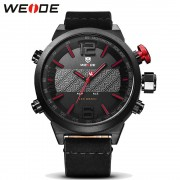 WEIDE Brand Quartz Men Watch Sports LED Digital Watches Fashion Casual Wristwatches Men Quartz Military Watch Relogio Masculino