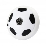 Cbp Nouvelle Arrivée 1 Piece Air Powered Disc Soccer Ball Indoor Football Jouet Multi-Surface Survoler Et Gliding Toy(Blanc)