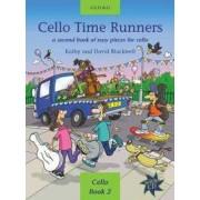 Oxford Univ Pr Cello Time Runners