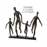 "Sculpture famille ""Casablanca"""