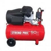 Compresor de aer Strend Pro Premium HSV-50-08 putere 2.2 kW 50 L 2 pistoane