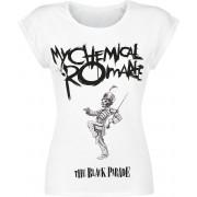 My Chemical Romance Black Parade Cover Damen-T-Shirt - Offizielles Merchandise XS, S, M, L, XL Damen