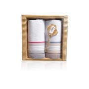 M51-1 Ffi textilzsebkendő 2db hullámkarton csomagolásban (ÖKO)