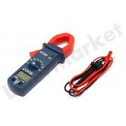 Clampmetru multimetru digital DT200