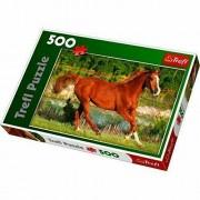 Trefl Puzzle Slagalica The Beauty of Gallop 500pcs (37184)
