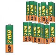Акумулаторна батерия GP 210AAHC, AA - комплект 20 батерии