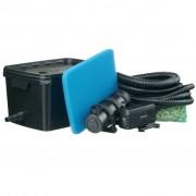 Ubbink Set Filtru pentru Lac FiltraPure 2000 L 16 L cu Pompă Xtra 600