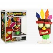 Funko Pop Aku Aku Mascar de Crash Bandicoot