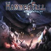 HammerFall Masterpieces CD-multicolor Onesize Unisex