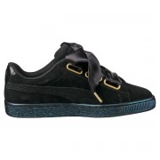 Puma Sneakers Wns Suede Heart Satin