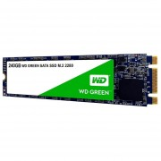 Disco Duro SSD Western Digital WDS240G2G0B 240 GB