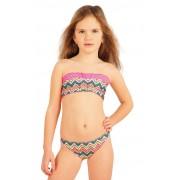 LITEX Dívčí plavky podprsenka BANDEAU. 52572 164