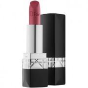Dior Rouge Dior луксозно овлажняващо червило цвят 964 Ambitious Matte 3,5 гр.