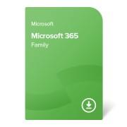 Microsoft 365 Family 6GQ-00092 elektronikus tanúsítvány