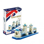 CubicFun Tower Bridge 3D Puzzle