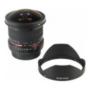 SAMYANG Fisheye 8mm f/3.5 UMC CSII Nikon AE
