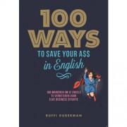 100 ways to save your ass in English - Buffi Duberman