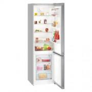 GARANTIE 4 ANI Combina frigorifica Liebherr, Comfort, clasa A+++, SmartFrost, inox look CPel 4813