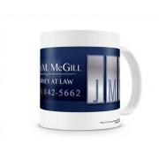 James M. McGill Billboard Coffee Mug, Coffee Mug