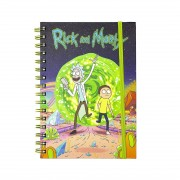 Rick and Morty, Anteckningsblock