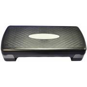 Rucanor stepbank 30 x 67 x 10 cm zwart