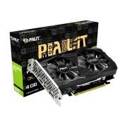 VGA Palit GTX 1650 DUAL, nVidia GeForce GTX 1650, 4GB, do 1665MHz, 24mj (NE5165001BG1-1171D)