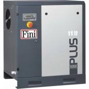 Compresor cu surub 1650l/min, 8 bari, 11kw, Fini PLUS11-08
