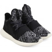 ADIDAS ORIGINALS TUBULAR DEFIANT W Sneakers For Women(Black)