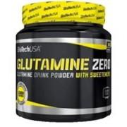 Supliment Alimentar Glutamine Zero 300 grame Bio Tech USA