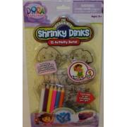 Dora the Explorer The Incredible Shrinky Dinks Activity Set