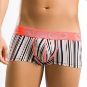 Gigo LINE Boxer Underwear Black