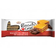 Biscuitii Casei Alka Crema Ciocolata 216g