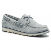 Мокасини TIMBERLAND - Camden Falls TB0A1W8EH50 Light Blue Suede