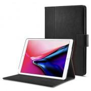 Spigen cas stand Folio d'iPad 9.7 Cas - Noir