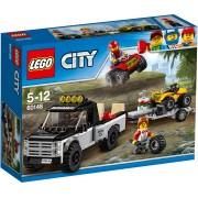 LEGO® CITY »Great Vehicles« Quad-raceteam (60148)