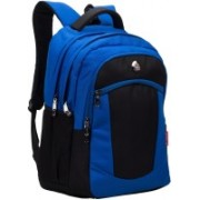 Cosmus Madison Royal Blue 33 L waterproof Bag With laptop compartment 33 L Backpack(Blue, Black)
